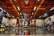 Gunderson High story for Sports Illustrated. Photo by John W. McDonough
