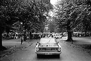 Demonstration för 900 kronor i utbildningsbidrag per månad under arbetsmarknadsutbildning (AMU) 1974