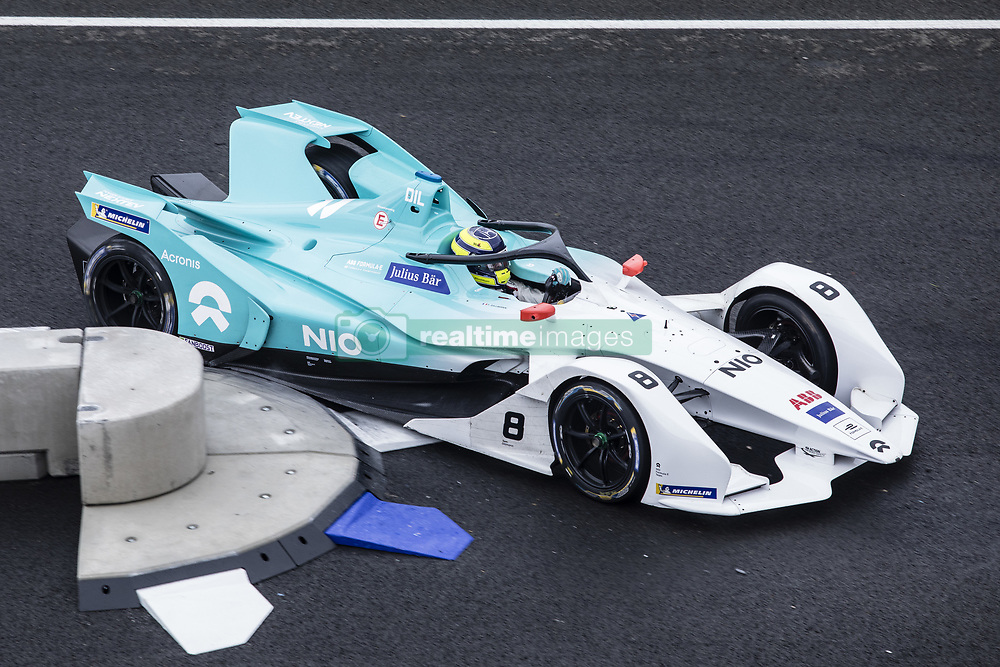 October 19, 2018 - Valencia, Spain - 08 DILLMANN Tom (fra), NIO Fomrula E Team during the Formula E official pre-season test at Circuit Ricardo Tormo in Valencia on October 16, 17, 18 and 19, 2018. (Credit Image: © Xavier Bonilla/NurPhoto via ZUMA Press)
