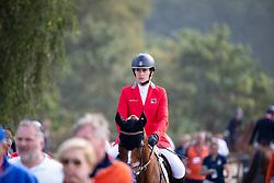 Gonfard Roxane, SUI, Opi de Saint Leo<br /> European Championship Eventing<br /> Luhmuhlen 2019<br /> © Hippo Foto - Stefan Lafrentz<br /> 01/09/2019