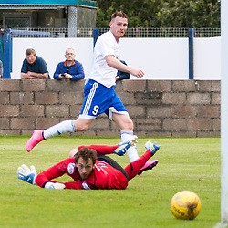 Stranraer v Peterhead | Scottish League One | 15 August 2015