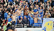 Brighton & Hove Albion v Wigan Athletic 17/04/17