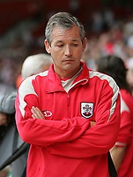 Photo: Lee Earle.<br /> Southampton v Panathinaikos. Pre Season Friendly. 29/07/2006. Saint's manager George Burley.