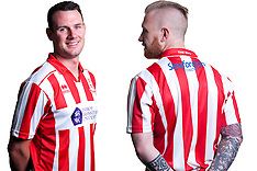 150625 -  Lincoln City kit launch
