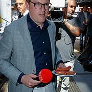 NLD/Den Haag/20180705 - Binnenhof BBQ 2018, Jaïr Ferwerda