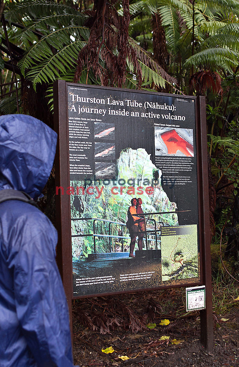 Eight people set out from Hilo, Hawaii on a Wilderness Inquiry hiking adventure on March 24, 2012, around the entire island.  From volcanic fields to rain forests, they saw the island as few tourists do.