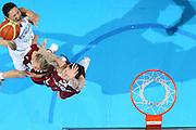 DESCRIZIONE : Riga Latvia Lettonia Eurobasket Women 2009 Semifinal 5th-8th Place Italia Lettonia Italy Latvia<br /> GIOCATORE : Marinagela Cirone<br /> SQUADRA : Italia Italy Lettonia Latvia<br /> EVENTO : Eurobasket Women 2009 Campionati Europei Donne 2009 <br /> GARA : Italia Lettonia Italy Latvia<br /> DATA : 19/06/2009 <br /> CATEGORIA : tiro super special<br /> SPORT : Pallacanestro <br /> AUTORE : Agenzia Ciamillo-Castoria/E.Castoria<br /> Galleria : Eurobasket Women 2009 <br /> Fotonotizia : Riga Latvia Lettonia Eurobasket Women 2009 Semifinal 5th-8th Place Italia Lettonia Italy Latvia<br /> Predefinita :