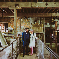 Machine Spirit ~ Leeanne & Zak's Thwaite Mills Leeds Wedding