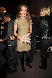 ZOE APPLEYARD-LEY at a party to celebrate the publication of Inheritance by Tara Palmer-Tomkinson at Asprey, 167 New Bond Street, London on 28th September 2010.