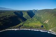 Waipio Valley, North Kohala, Big Island of Hawaii