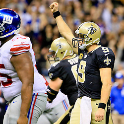 11-01-2015 New York Giants at New Orleans Saints