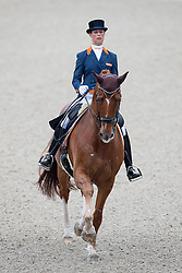 Cornelissen Adelinde, (NED), Jerich Parzival <br /> Nations Cup CDIO5* - CHIO Rotterdam 2016<br /> © Hippo Foto - Leanjo de Koster<br /> 23/06/16