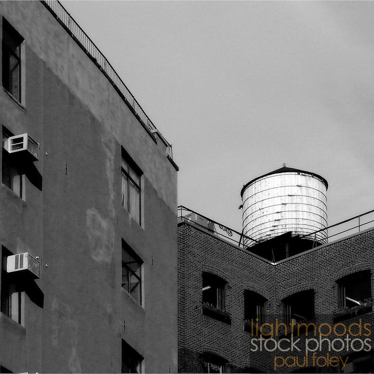 Water Tank, New York City