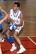 SONDRIO, ESTATE 2002<br /> AMICHEVOLE ITALIA - UCRAINA<br /> NELLA FOTO: ROSSETTI<br /> FOTO CIAMILLO