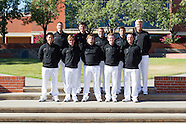 OC Men's Golf Team and Individuals - 2013-14 Season