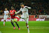 Yannick FERREIRA CARRASCO  - 24.01.2015 - Lille / Monaco - 22eme journee de Ligue1<br />Photo : Dave Winter / Icon Sport