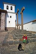 San Pedro Church, Andahuaylillas, Cusco, Peru