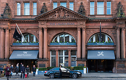 Waldorf Astoria Edinburgh - The Caledonian<br /> Hotel in Edinburgh West End, Scotland, UK