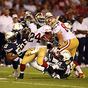 2013 49ers at Chargers