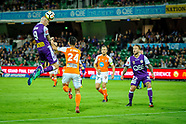 Rnd 27 Perth Glory v Brisbane Roar