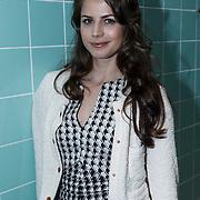 NLD/Amsterdam/20131104 - Lunch genomineerde Musical Awards Gala 2013, Elise Schaap