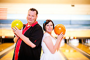 Featured Wedding - Mike and Rachel (Bowling alley!)