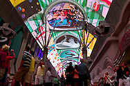 The Fremont Street Experience-Fremont Street,   Las Vegas, Nevada.