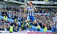 Brighton & Hove Albion v Burnley 02/04/2016