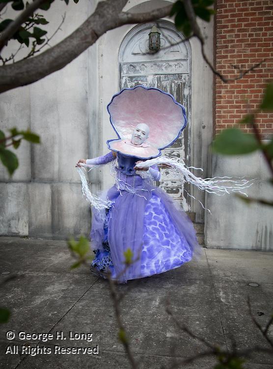 Mardi Gras in New Orleans 2017