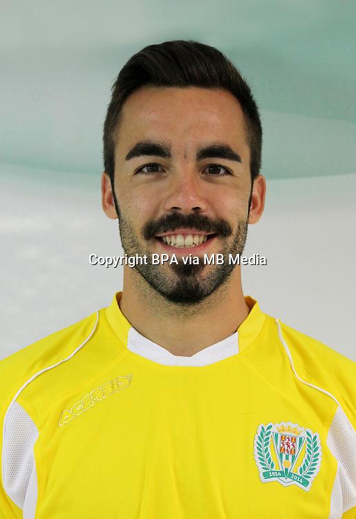 Spain - La Liga BBVA  2014-2015 / <br /> ( Cordoba CF ) - <br /> Juan Carlos Martin Corral