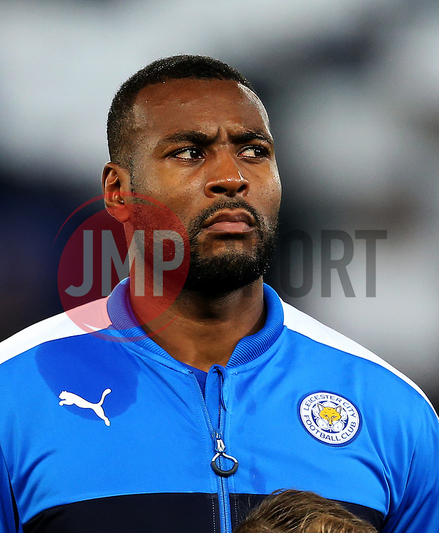 Wes Morgan of Leicester City  - Mandatory by-line: Matt McNulty/JMP - 22/11/2016 - FOOTBALL - King Power Stadium - Leicester, England - Leicester City v Club Brugge - UEFA Champions League