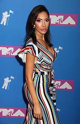 August 20, 2018 - New York City, New York, U.S. - FARRAH ABRAHAM attends the arrivals for the 2018 MTV 'VMAS' held at Radio City Music Hall. (Credit Image: © Nancy Kaszerman via ZUMA Wire)