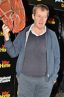 LONDON - October 25: Alastair Campbell at the War Horse 5th Anniversary Performance (Photo by Brett D. Cove)