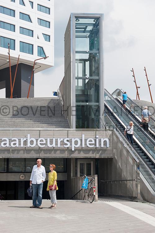 Utrecht Jaarbeursplein