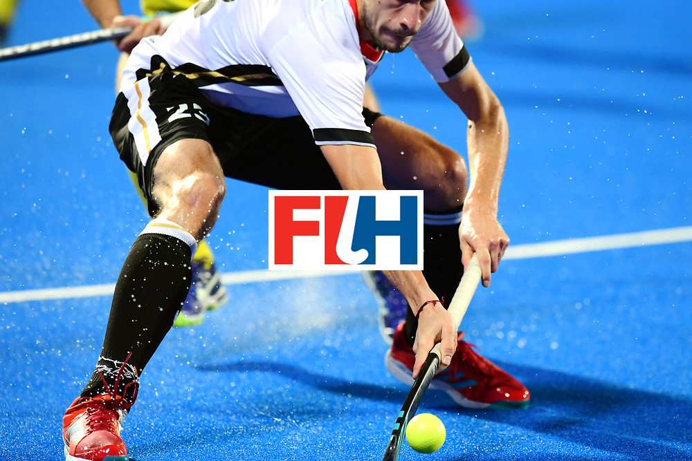 Odisha Men's Hockey World League Final Bhubaneswar 2017<br /> Match id:20<br /> Australia v Germany<br /> Foto: Florian Fuchs (Ger)<br /> COPYRIGHT WORLDSPORTPICS FRANK UIJLENBROEK