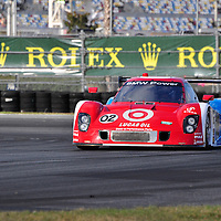 Team Chip Ganassi Racing with Felix Sabates competing at the Rolex 24 at Daytona 2012