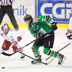20130924: SLO, Ice Hockey - EBEL League, HDD Telemach Olimpija vs EC Red Bull Salzburg