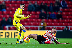 Liam Sercombe of Bristol Rovers is tackled by Lee Cattermole of Sunderland  - Mandatory by-line: Robbie Stephenson/JMP - 15/12/2018 - FOOTBALL - Stadium of Light - Sunderland, England - Sunderland v Bristol Rovers - Sky Bet League One