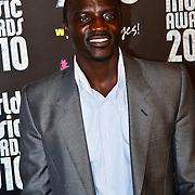 MON/Monte Carlo/20100512 - World Music Awards 2010, Akon