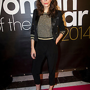 NLD/Amsterdam/20141215- Glamour Woman of the Year 2014, Hanna Bervoets