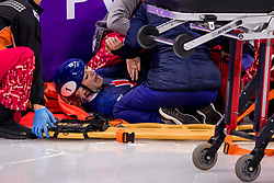 17-02-2018 KOR: Olympic Games day 8, PyeongChang<br /> 1500 m / Elise Christie GBR