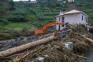 Tempestade nordeste Madeira 2013