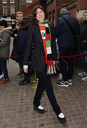 Bella Freud attends The Working Title Pre BAFTA VIP Brunch at the Chiltern Firehouse, London on Saturday 7 February 2015