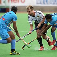 MELBOURNE - Champions Trophy men 2012<br /> Germany  v India 3-2<br /> foto: Moritz Furste <br /> FFU PRESS AGENCY COPYRIGHT FRANK UIJLENBROEK