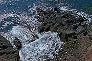 Pacific ocean, Mexico, la bufadora