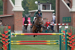 Junqueira Muylaert Pedro, BRA, Prince Royal Z MFS<br /> Spruce Meadows Masters - Calgary 2017<br /> © Hippo Foto - Dirk Caremans<br /> 09/09/2017,