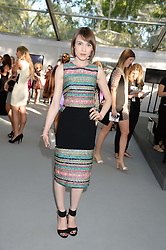 ELLA CATLIFF at the Glamour Women of the Year Awards in association with Pandora held in Berkeley Square Gardens, London on 4th June 2013.