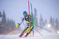 11.02.2019, Aare, SWE, FIS Weltmeisterschaften Ski Alpin, alpine Kombination, Herren, Slalom, im Bild Bostjan Kline (SLO) // Bostjan Kline of Slovenia reacts after the Slalom competition of the men's alpine combination for the FIS Ski World Championships 2019. Aare, Sweden on 2019/02/11. EXPA Pictures © 2019, PhotoCredit: EXPA/ Johann Groder