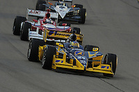 Ana Beatriz, Vitor Meira, Iowa Corn Indy 250, Iowa Speedway, Newton, IA USA 6/25/2011