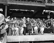 07/09/1969<br /> 09/07/1969<br /> 7 September 1969<br /> All-Ireland Senior Hurling Final: Kilkenny v Cork at Croke Park, Dublin.